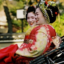 Geishas in Kyoto - 2006