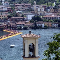 Christo | The Floating Piers