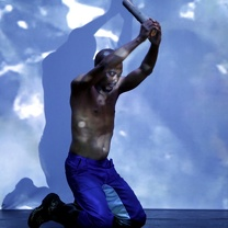 Phumian Nyanga & Helge Letonja | In-between/Digging in the night | Ruhrfestspiele Recklinghausen | Premiere 15.05.2018