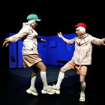Theater Marabu | Bonn | Good Game Gretel | Regie: Christina Schelhas | 30.05.2019